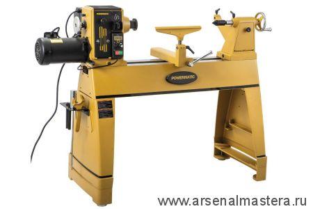 Токарный станок профессиональный по дереву 2,6 кВт 230 В Powermatic 3520C 1353001-RU