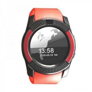 Умные часы Smart watch V8, Цвет: Красный