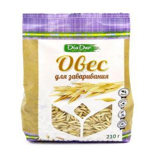 Зерно овса для заваривания, 210 гр