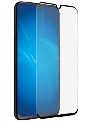 Защитное стекло противоударное PALMEXX для Samsung Galaxy A90 5D черное