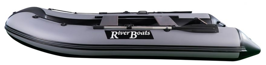 Лодка ПВХ RiverBoats — 320 (НДНД)