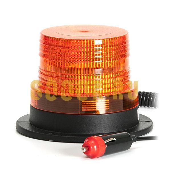 Проблесковый маяк оранжевый 10 led