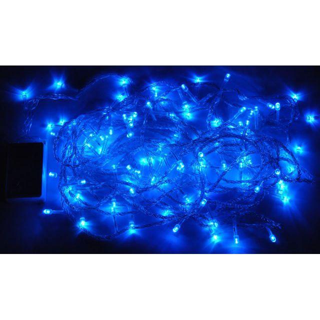 Светодиодная Гирлянда 200 LED 15 м, Цвет свечения Синий