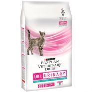 Pro Plan VD Feline UR Urinary (океаническая рыба) - Диетический корм для кошек при мочекаменной болезни (1,5 кг)