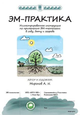 Брошюра «ЭМ-практика» Миронов Андрей