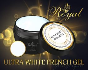 ULTRA WHITE FRENCH GEL 250 гр