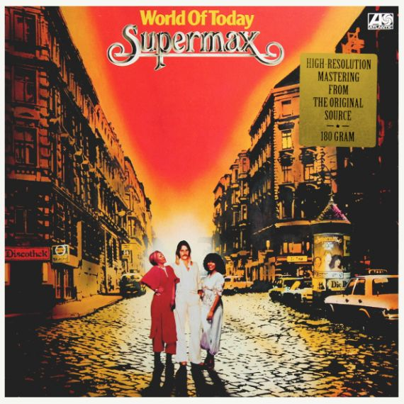 SUPERMAX  World Of Today 1978 (2019)