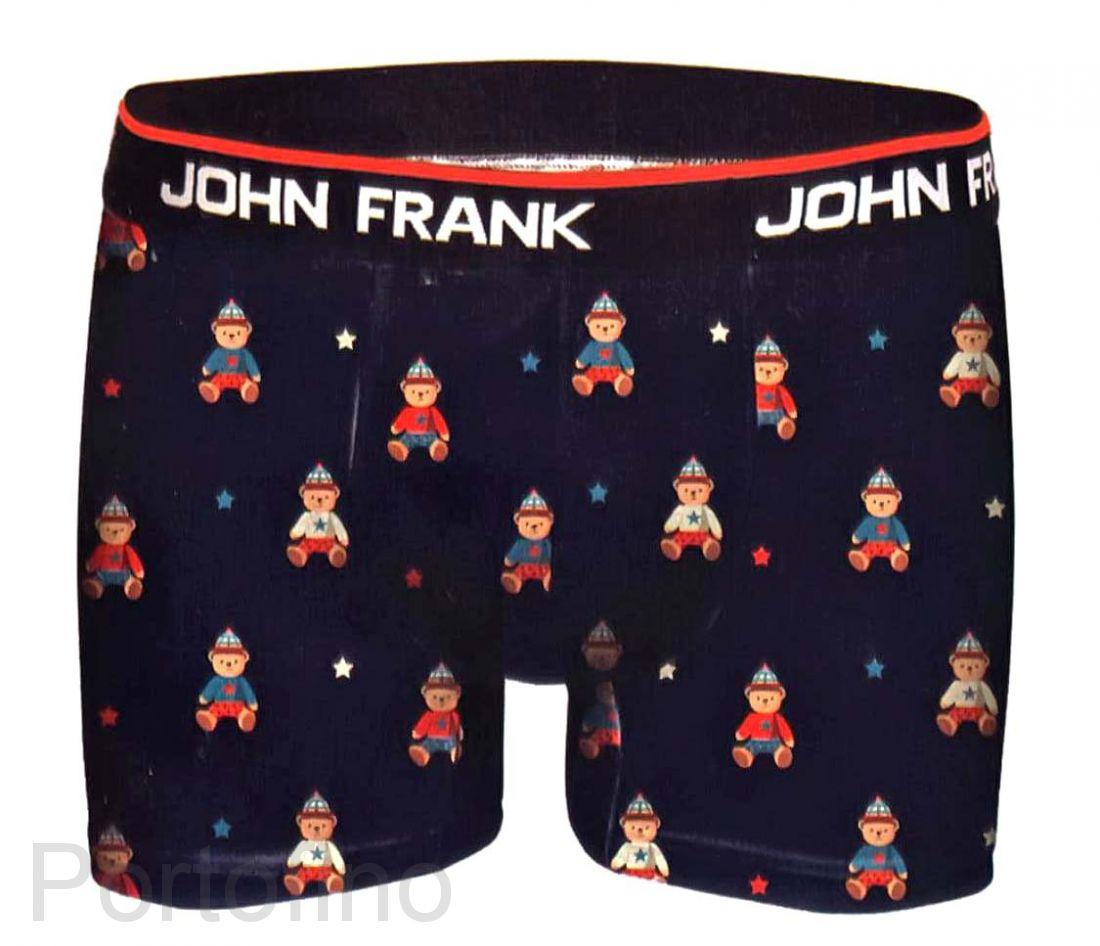 JFBD02 Боксеры мужские JOHN FRANK
