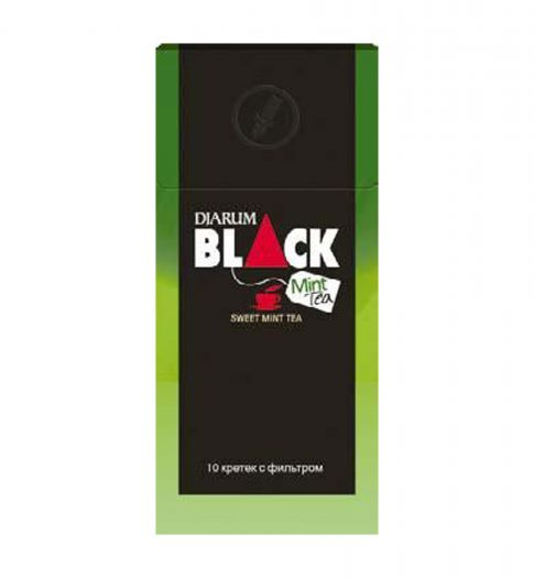 Кретек Djarum Black Mint Tea