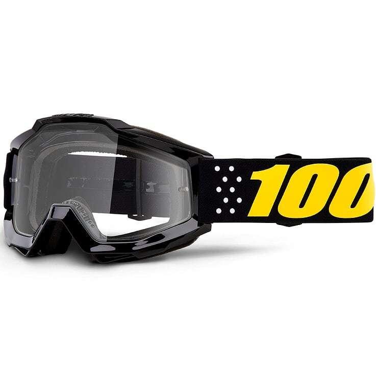 100% - Accuri JR Pistol очки подростковые, линза прозрачная