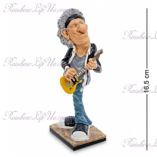 "Статуэтка гитарист ""W.Stratford"""
