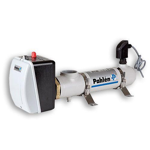 Электронагреватель Pahlen с датчиком потока 15 кВт (нерж.)