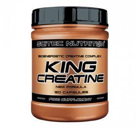KING CREATINE от SCITEC NUTRITION (120 кап)