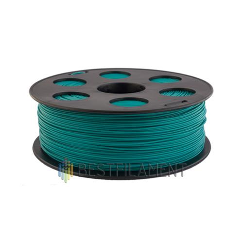 ABS пластик Bestfilament 1,75 мм, Изумрудный, 1 кг