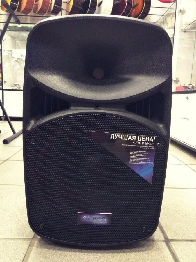 AURA B10 X-BT Активная акустическая система 120W