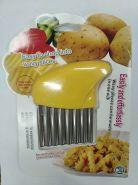 Нож д/фигурной нарезки, д/картофеля фри