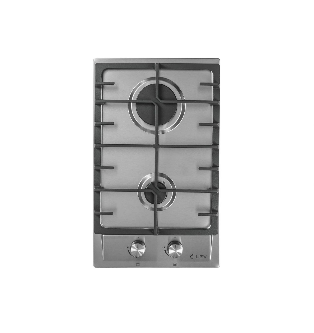 Газовая варочная панель LEX GVS 321 IX (CHAO000218)