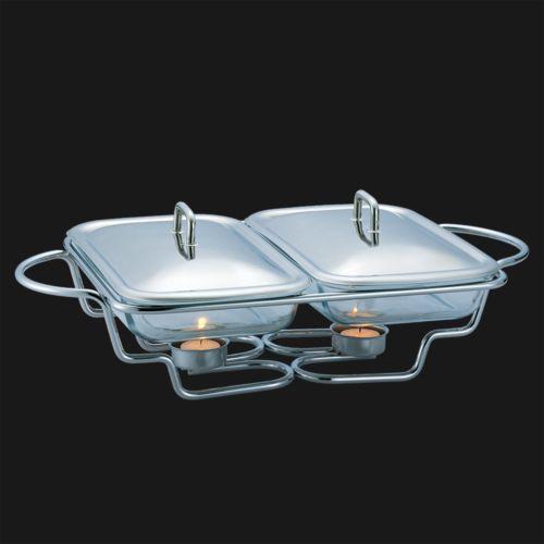 Мармит прямоугольный 2х1,5л Berlinger Haus BH-1383 Food Warmers Line