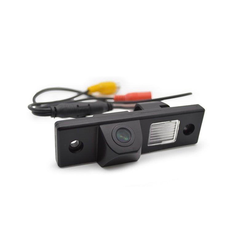 Камера заднего вида Opel Astra G