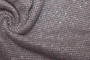 Махер вязанка с пайетками  VT-10249/C#1