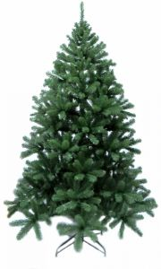Искусственная сосна Праздничная 155 см зеленая