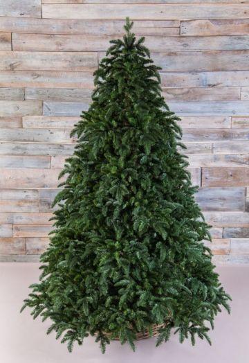 Искусственная елка Нормандия 155 см темно-зеленая