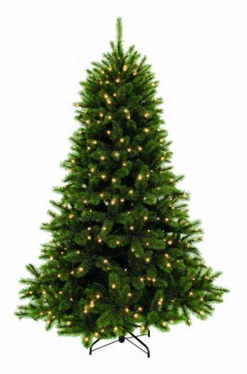 Искусственная елка Лесная Красавица 185 см 224 лапмы зеленая