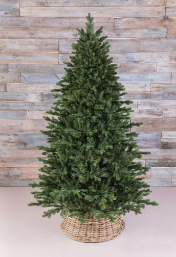 Искусственная елка Шервуд премиум full PE 230 см зеленая