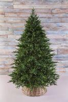 Искусственная елка Королевская премиум full PE 230 см зеленая