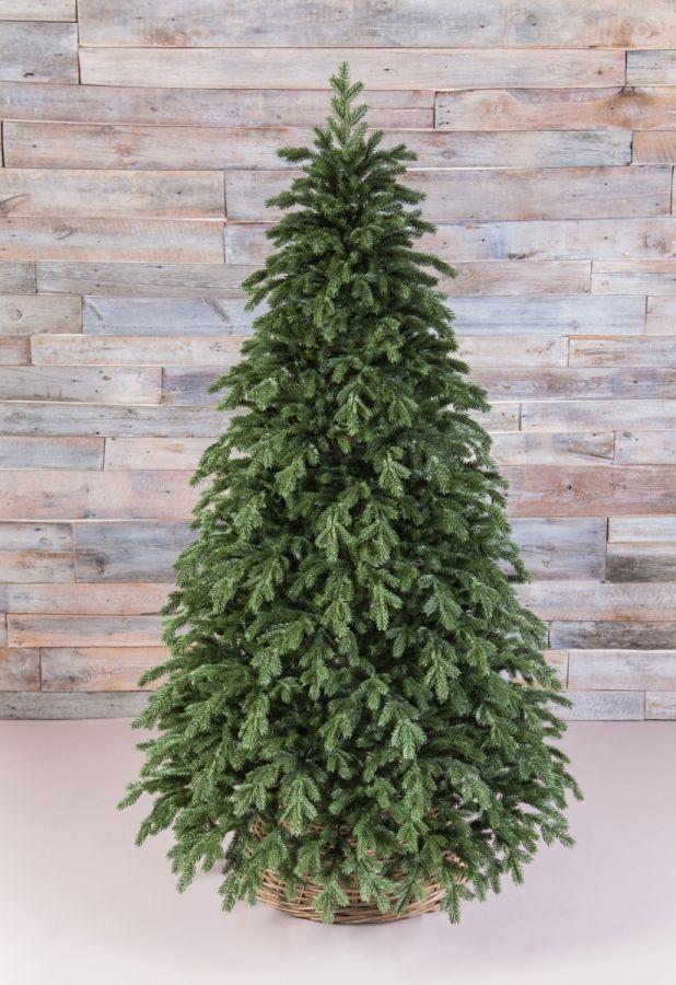 Искусственная елка Царская full РЕ 230 см зеленая