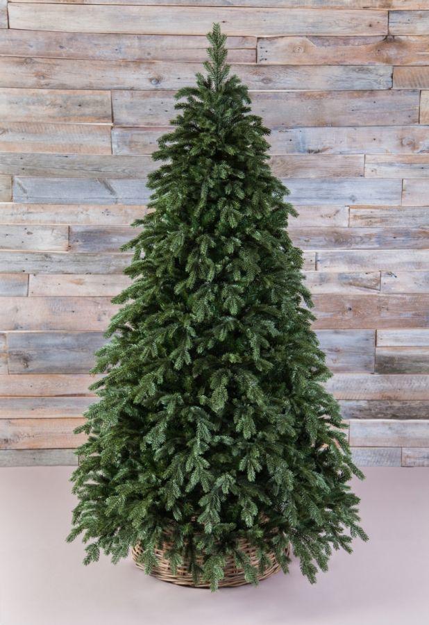 Искусственная елка Царская 260 см зеленая