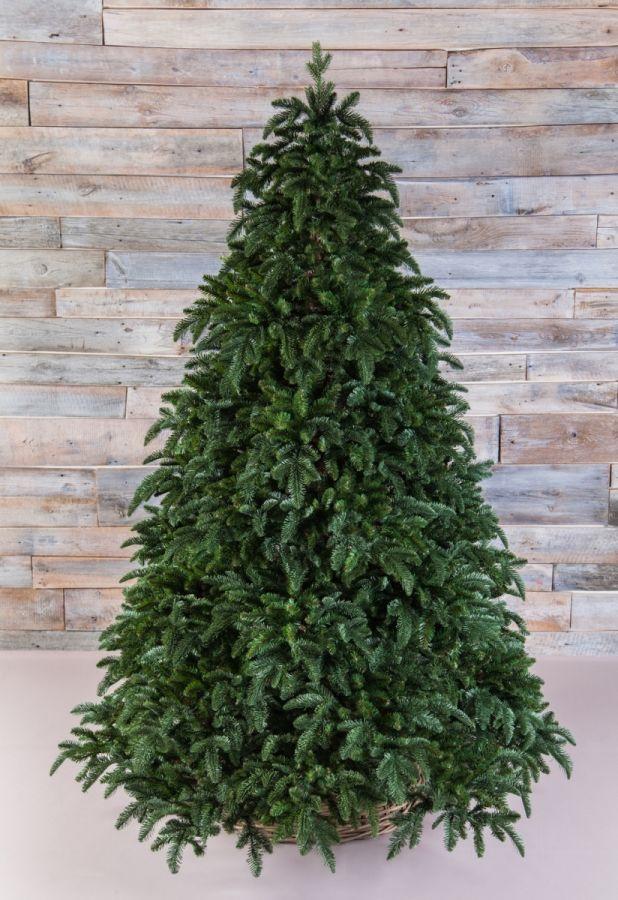 Искусственная елка Нормандия 260 см темно-зеленая