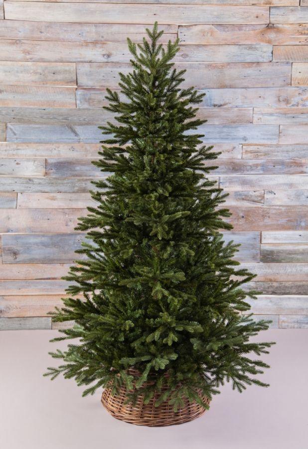 Искусственная елка Ирландская 305 см зеленая