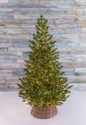 Искусственная елка Тамарак 230 см 2700 ламп зеленая