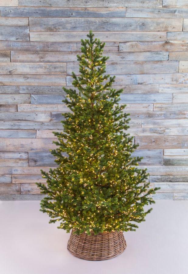 Искусственная елка Тамарак 260 см 3900 ламп зеленая