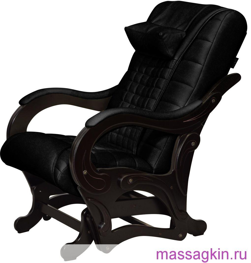 Массажное кресло-глайдер EGO BALANCE EG-2003 Комбинированная кожа стандарт