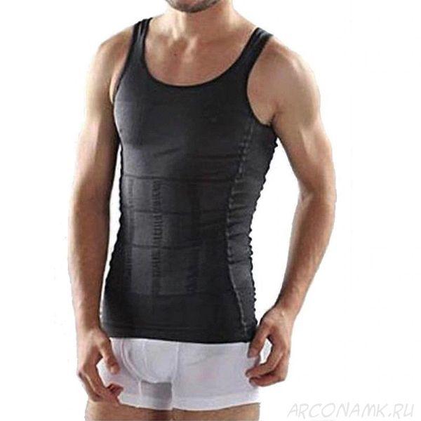 Корректирующее мужское белье Slim&Lift, Черный , Размер: M