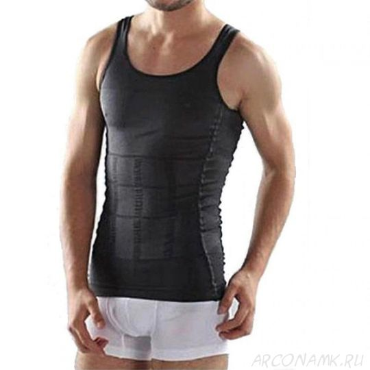 Корректирующее мужское белье Slim&Lift, Черный , Размер: XXL