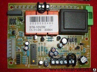Плата управления ST6-10V2M арт.0020049376