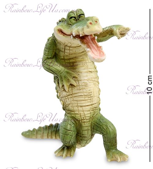 "Фигурка крокодил падаю со смеху ""ED"""