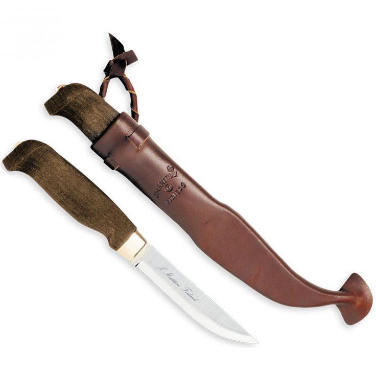 Нож  MARTTIINI Lynx LUMBERJACK STAINLESS (110/220)