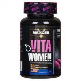 VitaWomen от Maxler 90 tabs