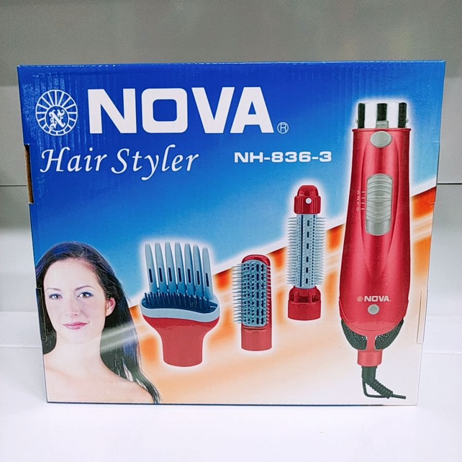 Фен-стайлер Nova NH 836-3