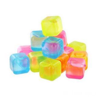Многоразовый лёд для охлаждения напитков Kitchen planet, 10 шт