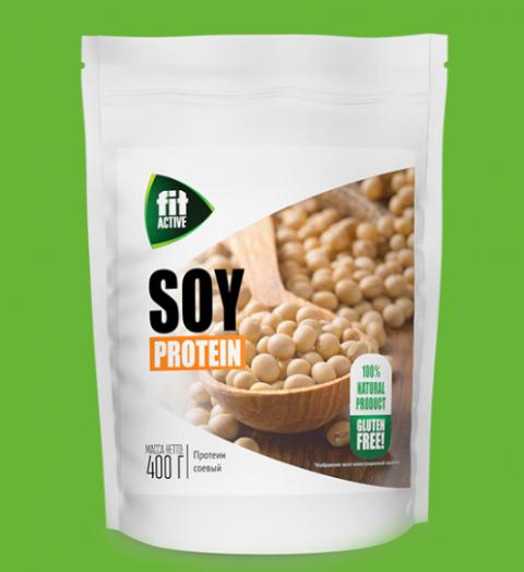 ФИТПАРАД Соевый протеин 400 г