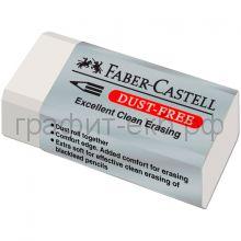 Ластик Faber-Castell Dust Free 41х18 187130