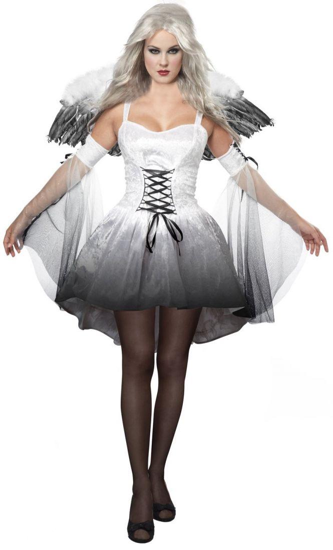 Костюм Сумрачного ангела