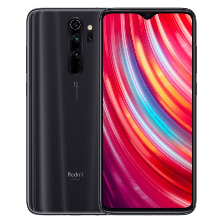 Смартфон Xiaomi Redmi Note 8 Pro 6/128GB Black