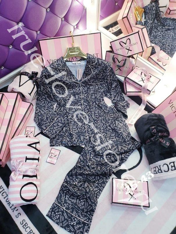 1-701 M-L - пижамка двойка Victoria's Secret