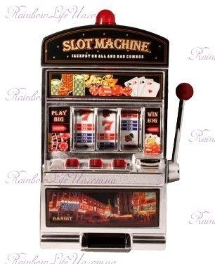 """Игровой автомат мини TM006 Однорукий бандит """"Duke"""""""